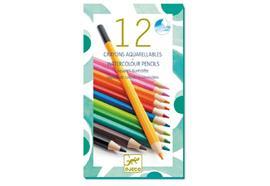 12 Farbstifte aquarell