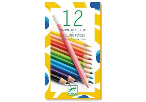 12 Farbstifte