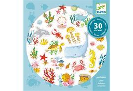 30 Sticker Aqua dream