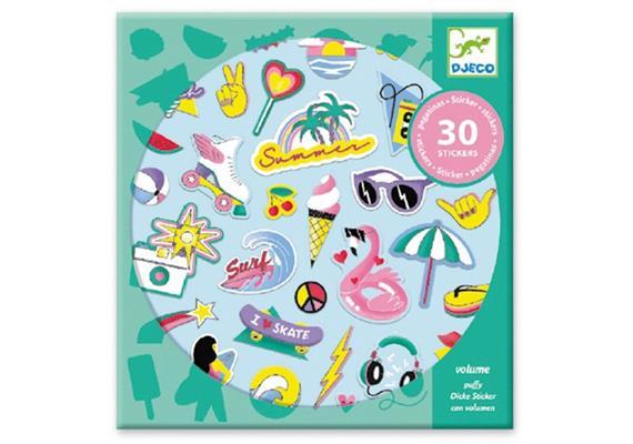 30 Sticker Kalifornien