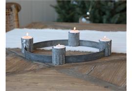 Advent Kerzenhalter für Teelichter