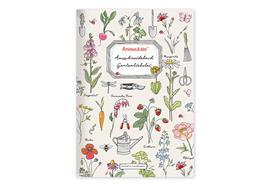 Ausschneidebuch Gartenliebelei