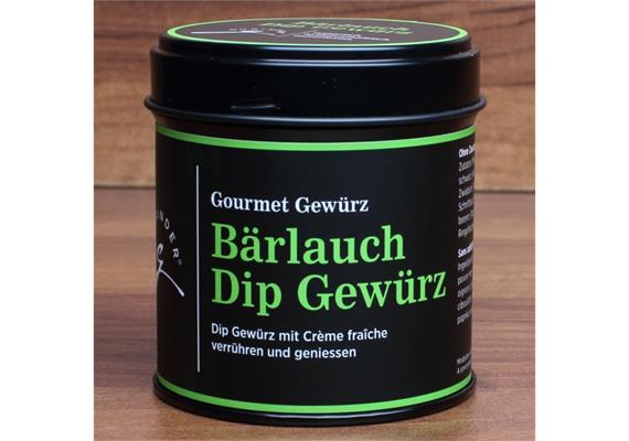 Bärlauch Dip Gewürz 60gr