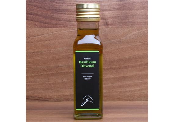 Basilikum Olivenöl 100ml