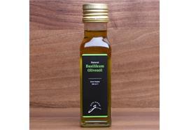 Basilikum Olivenöl