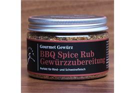 BBQ Spice Rub Gewürz - Gewürzzubereitung