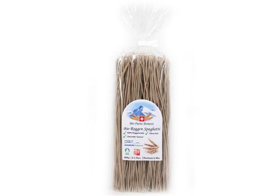 Bio Knospe Roggen Spaghetti 400gr