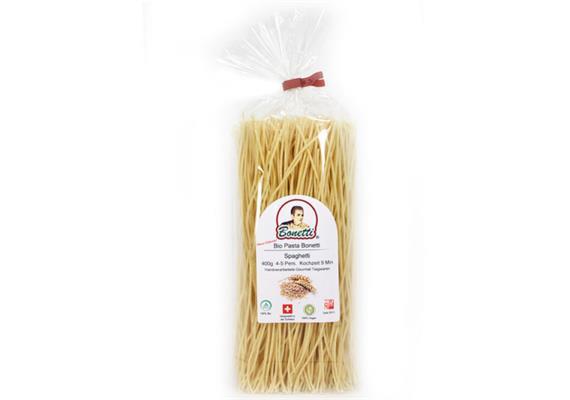 Bio Spaghetti 400gr