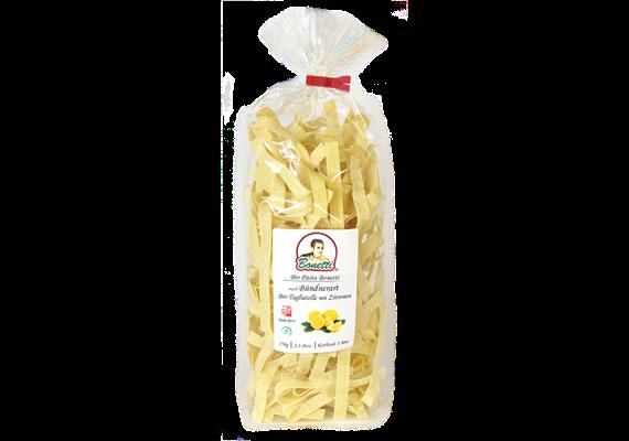 Bio Tagliatelle (10mm) Zitronen 250gr
