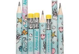 Bleistift Meerjungfrau