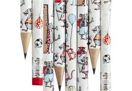 Bleistift Schulanfang