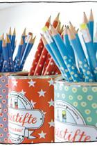 Bleistifte & Radierer