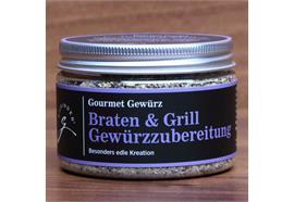Braten & Grill Gewürz - Gewürzzubereitung