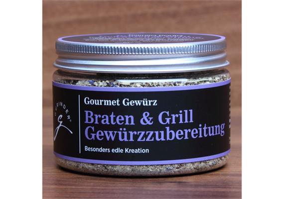 Braten & Grill Gewürz