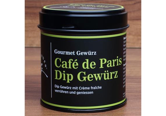 Café de Paris Dip Gewürz 80gr