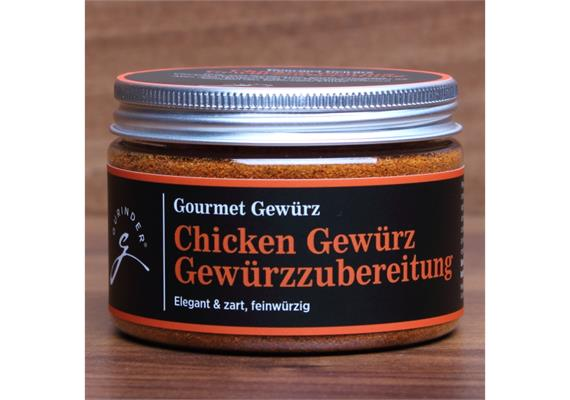 Chicken Gewürz - Gewürzzubereitung