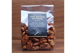 Chili Mandeln mit Honig 140gr