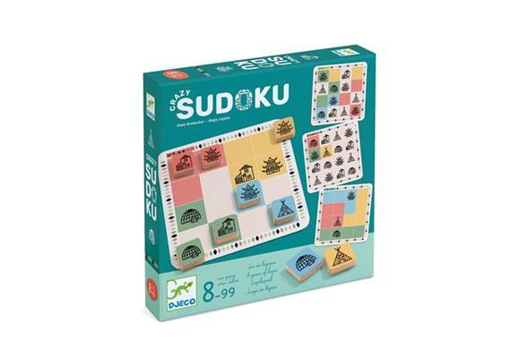 Crazy sudoku (mult)