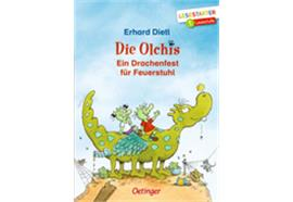 Die Olchis - Drachenfest für Feuerstuhl