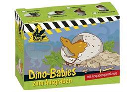 Dino-Babies zum Ausgraben