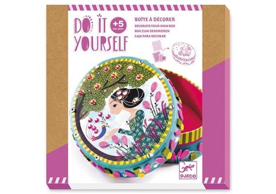 DIY - Box zum dekorieren Geheimnisse