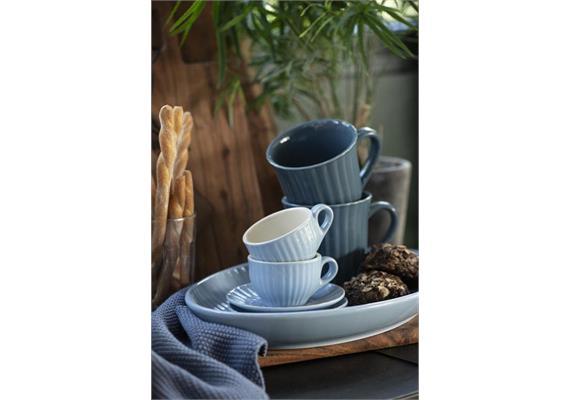 Espresso Tasse mit Unterteller Mynte Latte
