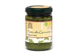 EU-Bio Pesto alla Genovese - Basilikum Pesto 130gr