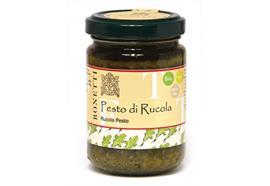 EU-Bio Pesto di rucola - Rucola Pesto 130gr