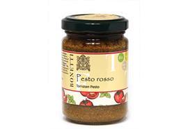 EU-Bio Pesto rosso - Tomaten Pesto 130gr