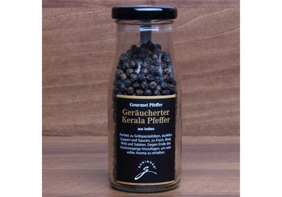 Geräucherter Kerala Pfeffer 60g