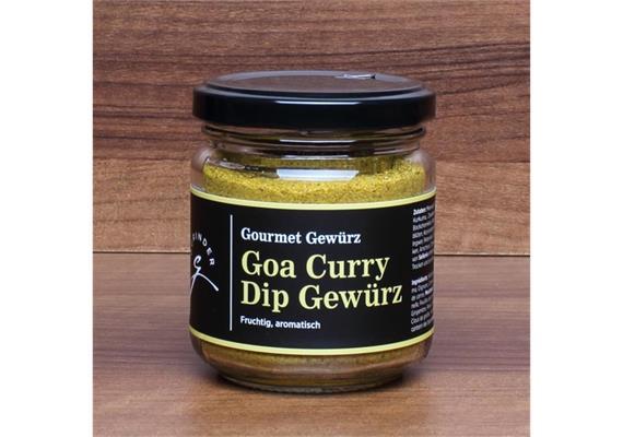 Goa Curry Dip Gewürz