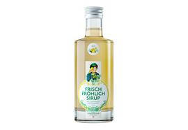 Goba - Frisch Fröhlich Sirup 25cl