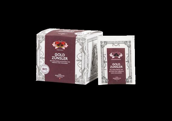 Goba - Goldzünsler Tee BIO