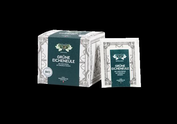 Goba - Grüne Eicheneule Tee BIO