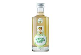 Goba - Honig Thymian Sirup 25cl