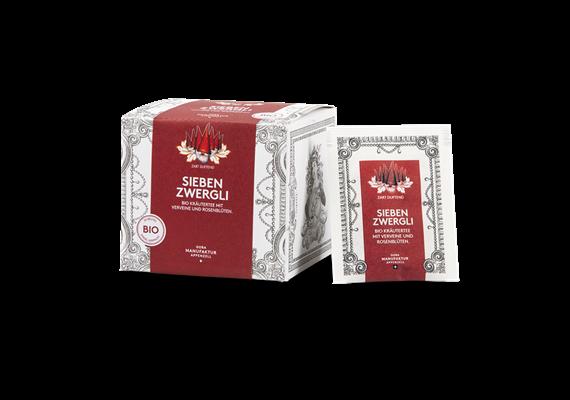 Goba - Sieben Zwergli Tee BIO