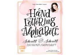 Hand Lettering Alphabete - Schritt für Schritt