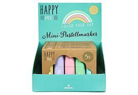 Happy me Mini-Pastellmarker