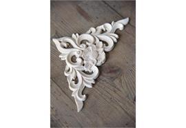 Holz Ornament 15 x 15cm