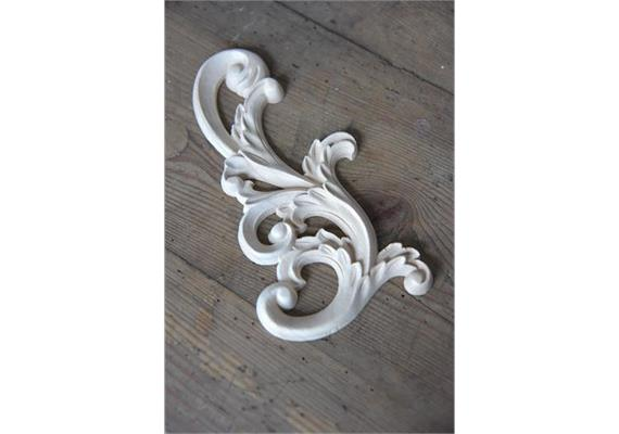 Holz Ornament 20 x 10cm