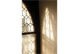 Karte, Kirchenfenster DIN A6