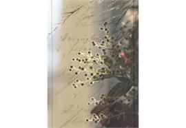 Karte, Trauerkarte DIN A6