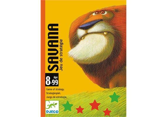 Kartenspiel Savana (mult)