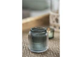 Kerzenhalter für Teelicht moosgrün