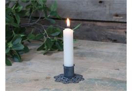 Kerzenleuchter mit Muster