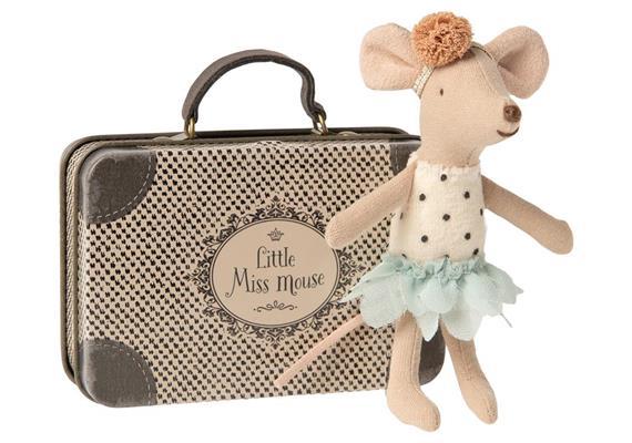 Kleine Fräulein Maus im Koffer, kleine Schwester