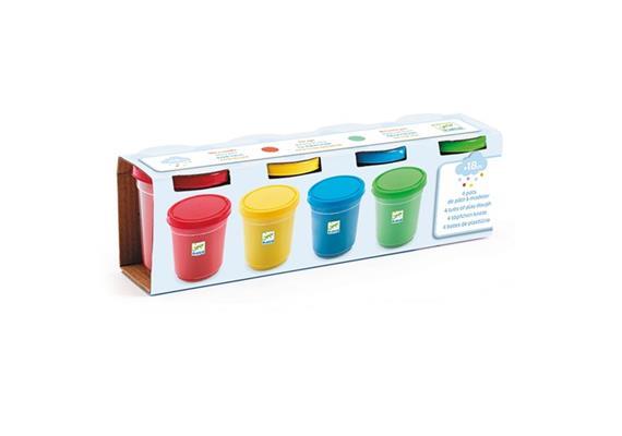 Knete (4 Farben ass)