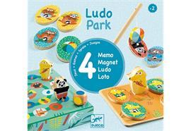 Ludo Park (4 Spiele)