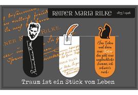 Magnetlesezeichen - R.M. Rilke