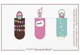 Magnetlesezeichen - So Sweet